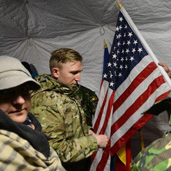 Совместные военные учения США и Румынии в рамках операции Атлантическая решимость