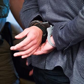 наручники задержание