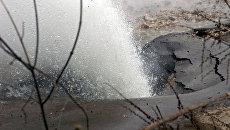 «Тепленькая пошла»: Музей Гончара в Киеве затопило горячей водой