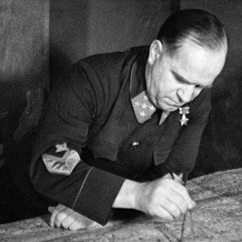 Генерал армии Георгий Константинович Жуков