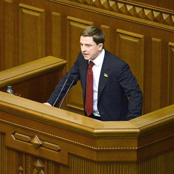 Довгий, Олесь Станиславович украинский политик, народный депутат