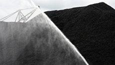 Угольный производственно-перегрузочный комплекс в Приморском крае