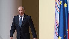 Песков рассказал, как Путин доводил до Трампа и Макрона позицию России по Украине