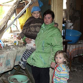 В Донецке и на юге ДНР из-за обстрелов повреждены девять домов