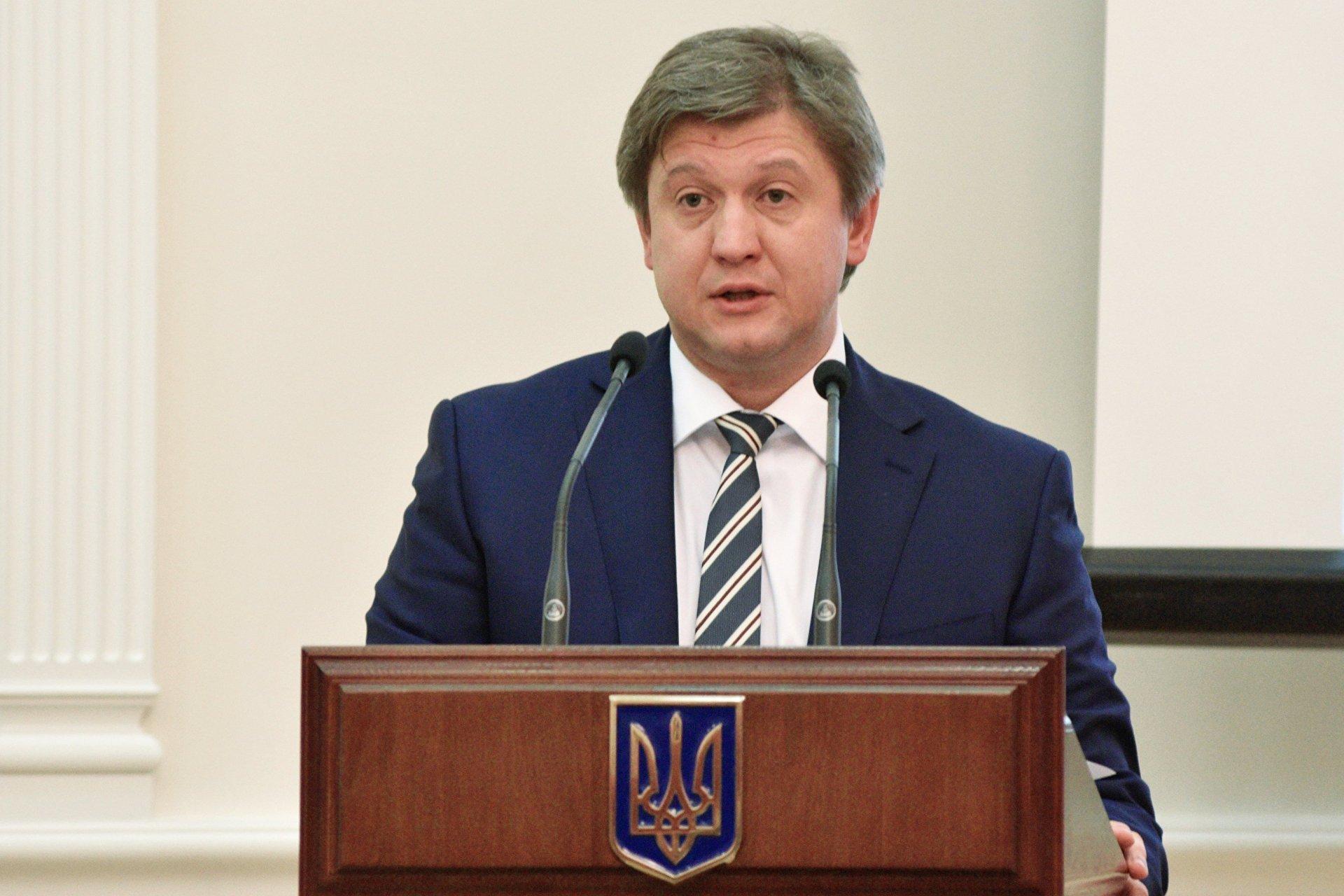 Киев задумал очередную реструктуризацию долгов