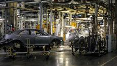 Запуск производства новой модели Toyota RAV4 в Санкт-Петербурге
