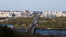 Киев: величественный, патриотичный, опасный для жизни