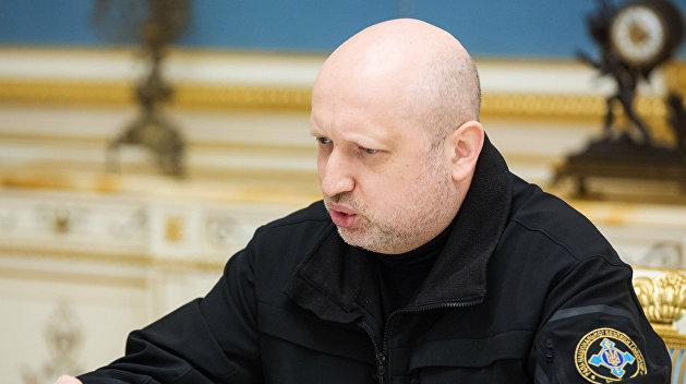 Турчинов: Работать президентом мне не понравилось