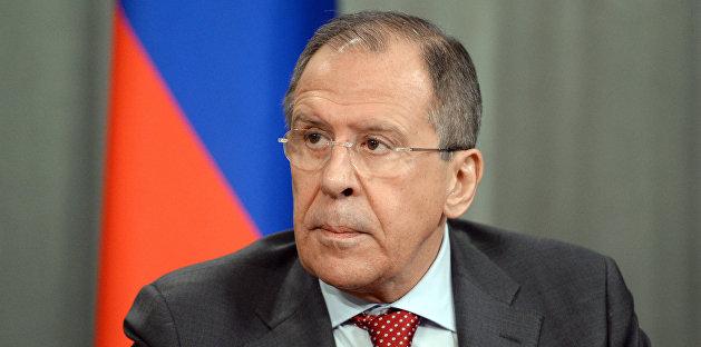 Лавров: Диалог России и Европы идет на пользу Украине