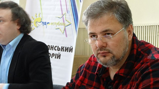 Руслан Коцаба: На Украине наступает «сталинизм камуфляжно-шароварного формата»