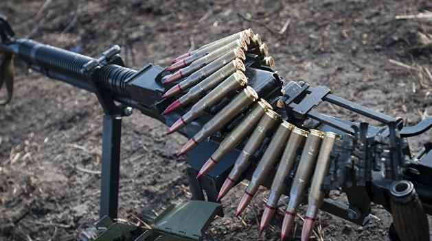 В штабе АТО обвинили Россию в обстреле украинских пограничников