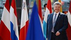 Последнее предупреждение: Запад засомневался в адекватности Порошенко