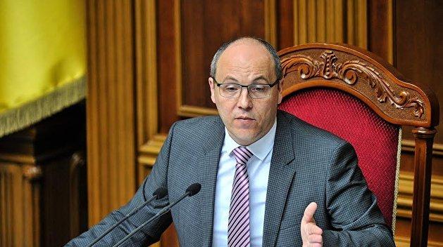 Парубий преждевременно закрыл заседание согласительного совета