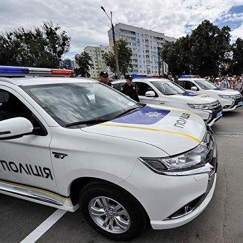 полиция машина полицейский автомобиль