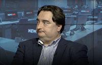 Журналист Игорь Гужва бежал от преследования украинских властей в Австрию