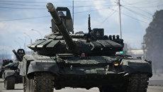 НАБУ выдало российские танки за украинские