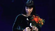 """Церемония вручения зрительской театральной премии """"Звезда Театрала"""""""