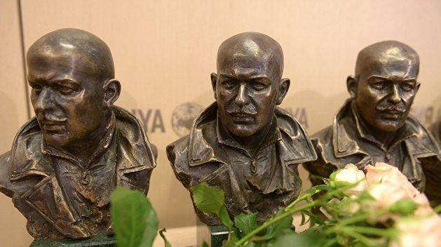 Награждение лауреатов международного конкурса им. Олеся Бузины