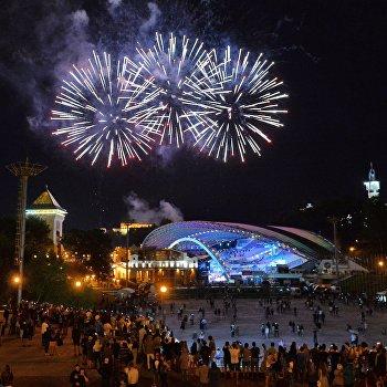 XXVI Международный фестиваль искусств Славянский базар в Витебске