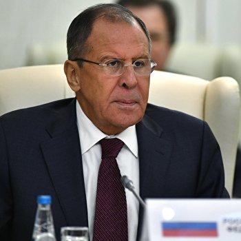 Заседание совета министров иностранных дел ОДКБ в Минске
