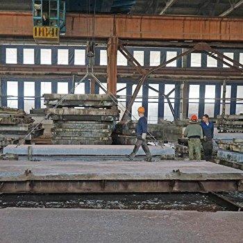 Завод железобетонных изделий №1 в Калининграде