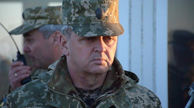 Руководитель Генштаба ВСУ опроверг обвинения секретаря СНБО, связанные спожаром вКалиновке