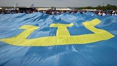 Деньги, власть, автономия: За что ополчились на Порошенко крымские татары
