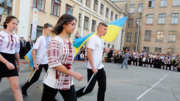 В Киеве не осталось ни одной русскоязычной школы