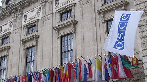 Украина попросила продлить мандат СММ ОБСЕ в Донбассе