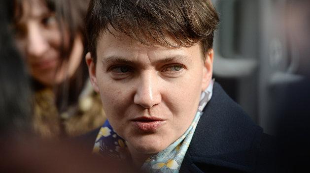 СБУ вызвала Надежду Савченко на допрос, и она покинула страну