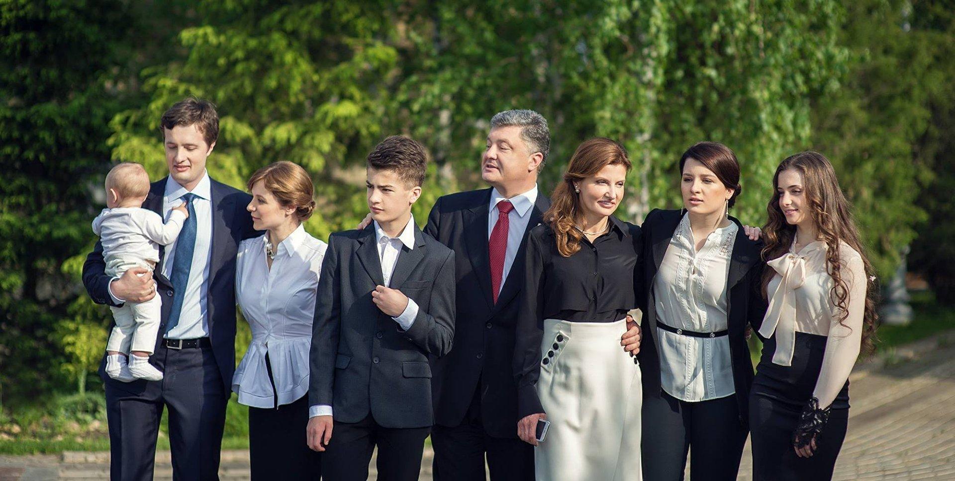 Сын порошенко свадьба фото