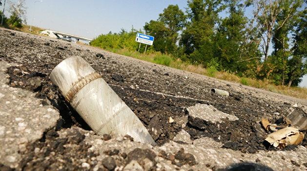 В ЛНР и ДНР заявляют о более 50 обстрелах с украинской стороны за сутки