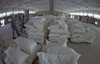 Украина ввела санкции против российских поставщиков удобрений