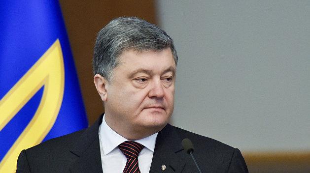 Порошенко рассказал о безвизе для жителей Крыма и Донбасса