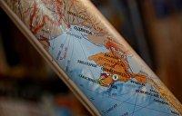 Украина в ярости: The Times напечатала карту с российским Крымом