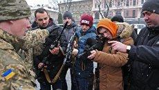 Легализация отстрела украинцев