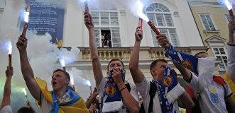 Националисты из АТО: кто стоит за избиением в Киеве болельщиков «Ливерпуля»