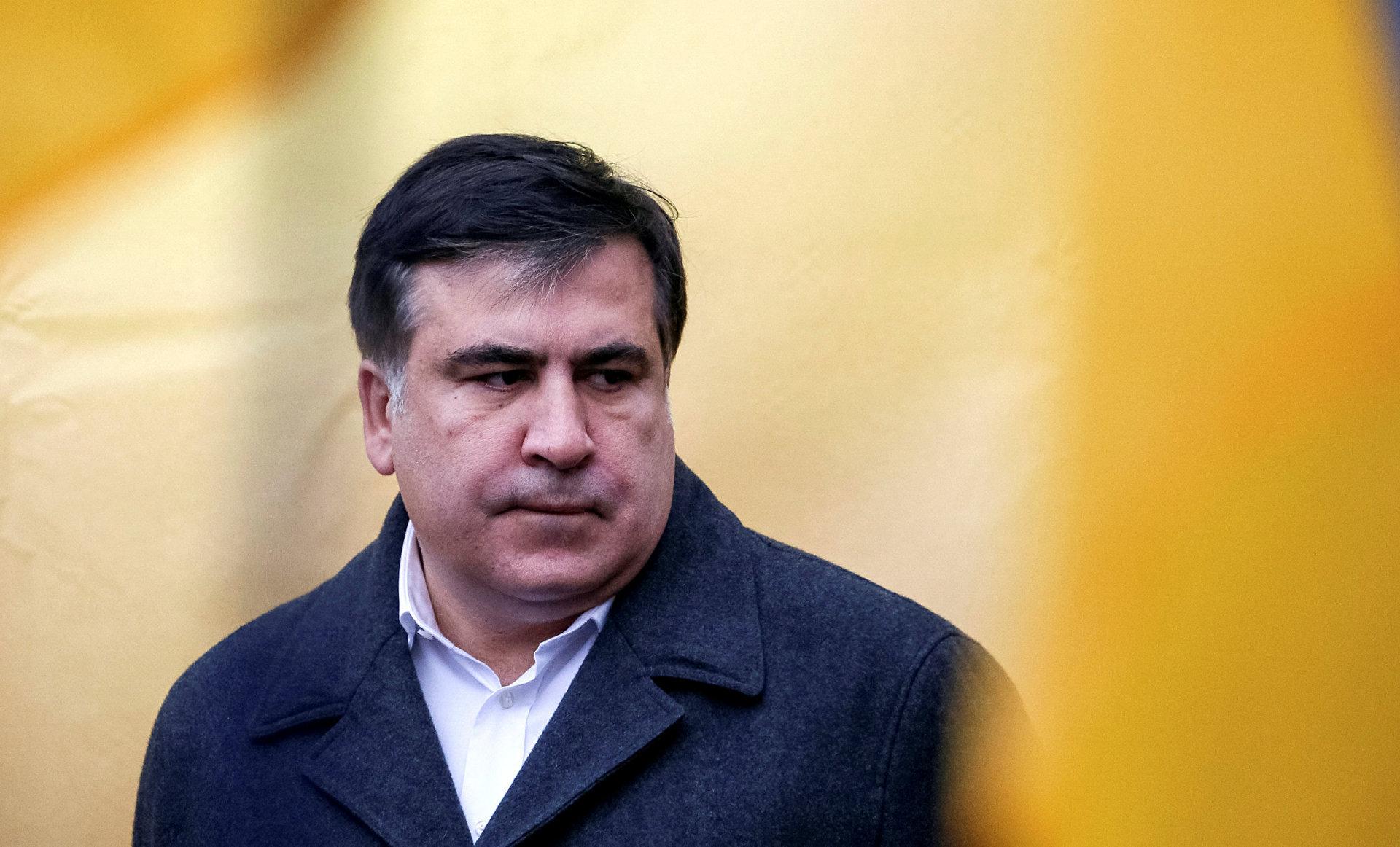 Саакашвили, выдворенный с Украины в Польшу,  назвал Порошенко «барской», или До свиданья, наш
