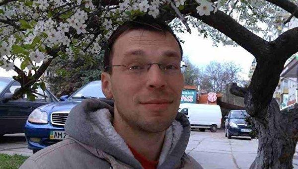 Пророссийском блогеру-журналисту объявили подозрение вгосизмене вЖитомирской области