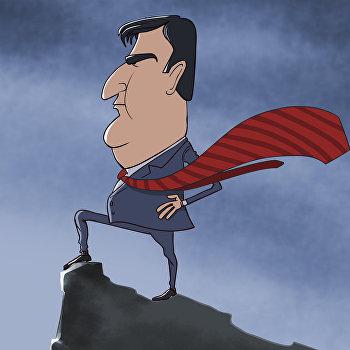 Последний бой Михаила Саакашвили