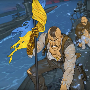 Украинские политкомиксы комикс