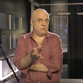 Ведущий NewsOne Мыкола Вересень