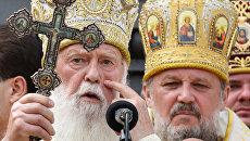 В медвежьих объятиях власти: Как на Украине создавали Автокефальную церковь