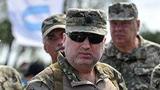 Турчинов намекнул на необходимость создания Украиной ядерного оружия