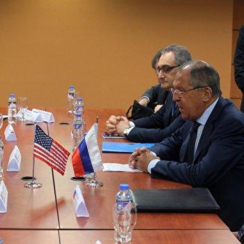 Визит главы МИД РФ С. Лаврова на Филиппины