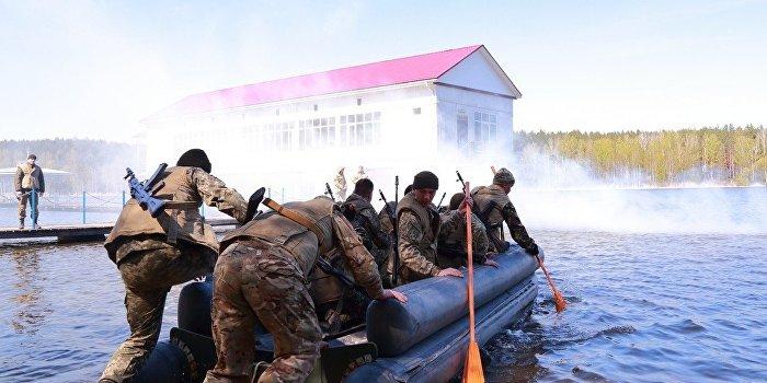 У Національному університеті оборони України завершився перший етап Курсу витримки та виживання на полі бою