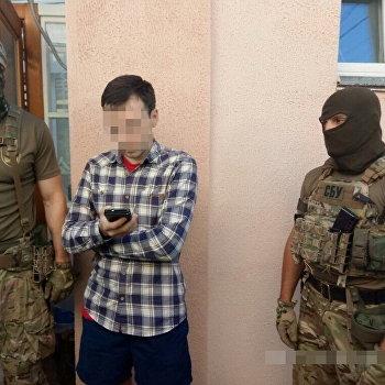 арест журналиста Василия Муравицкого