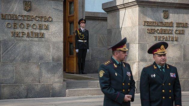Генштаб оназначении командующего Объединенных сил: Это генерал, имеющий боевой опыт