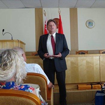 Посол Украины в Белоруссии Игорь Кизим