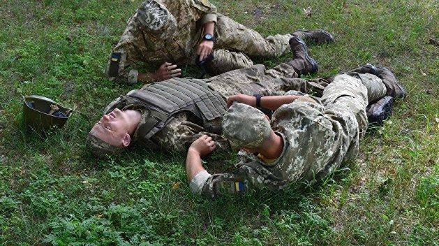 Раскрыты данные МО Украины о самоубийствах военнослужащих
